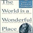 Various Artists | World is a wonderful Place: The songs of Richard Thompson | 1994
