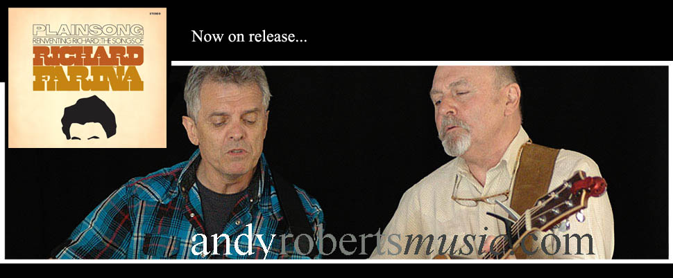 Reinventing Richard, the new album by Iain Matthews, Andy Roberts and Mark Griffiths is now out and available to buy...