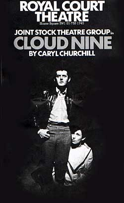 Cloud Nine programme cover